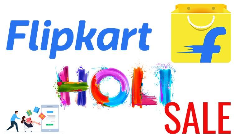 Flipkart Holi sale