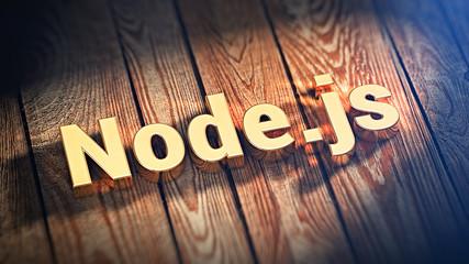 Node JS application
